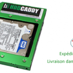 HDD Caddy pour MSI X620 ordinateur portable