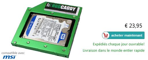 HDD Caddy Fujitsu