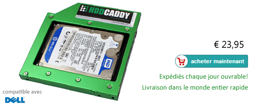 HDD Caddy Dell