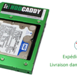 HDD Caddy pour Clevo W170ER ordinateur portable