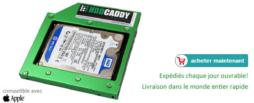 HDD Caddy Apple